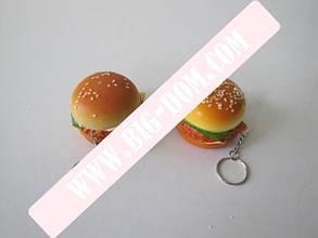 Брелок Гамбургер VT6-15151