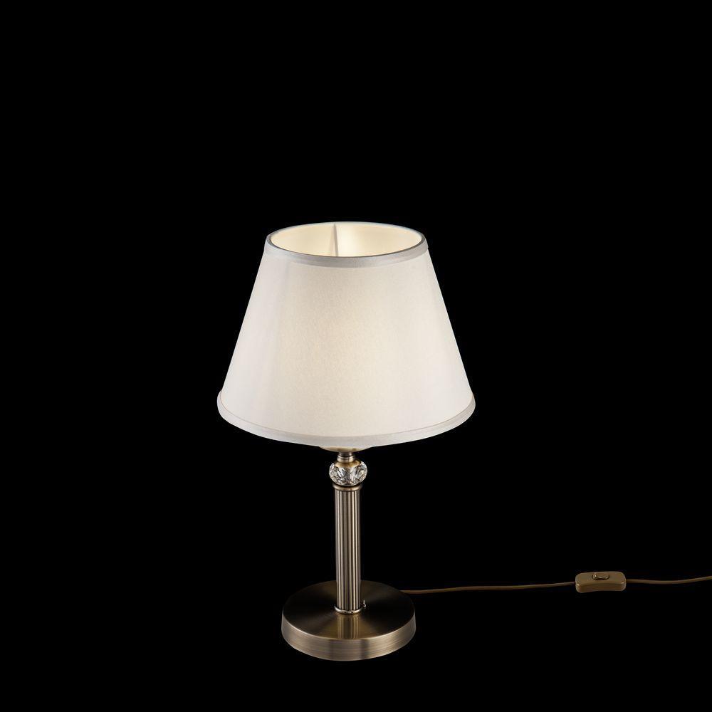 Настольная лампа FREYA FR2016TL-01BZ ALESSANDRA