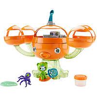Octonauts Октонавты Октобаза Подводная станция Sea-Slimed Octopod Playset