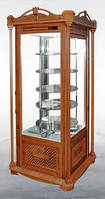 Холодильная витрина-шкаф ШХСДп (Д)-0,5 «Арканзас-R»