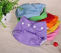 Многоразовые памперсы, подгузники, трусики (стираются в стиральной машинке)