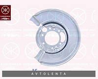 Защита тормозного диска Mercedes Sprinter, VW LT (95-06) задний мост - правая