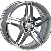 Литые диски Replica Mercedes (FR928) R19 W8.5 PCD5x112 ET43 DIA66.6 (SF)