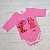 Боді для немовлят утеплений р. 68   Боди теплый для новорожденных 3-6 мес 564ec45c65363