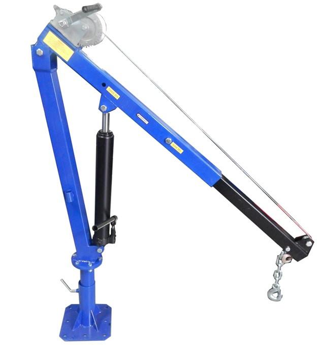 Кран гидравлический для пикапа 1т ( h max 2300мм)