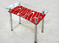 Стол обеденный SDE 900*650, фото 1