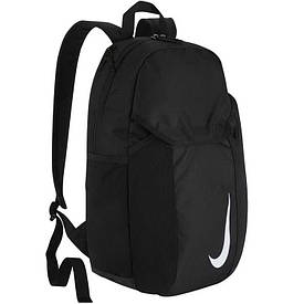 Рюкзаки TEAM-каталог Рюкзак Nike Academy Team Backpack черный BA5501-010(02-17-00) MISC