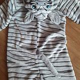 Кигуруми детская Зебра (104, 110, 116), фото 3