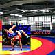 Ковер борцовский трехцветный 14м * 14м., фото 3