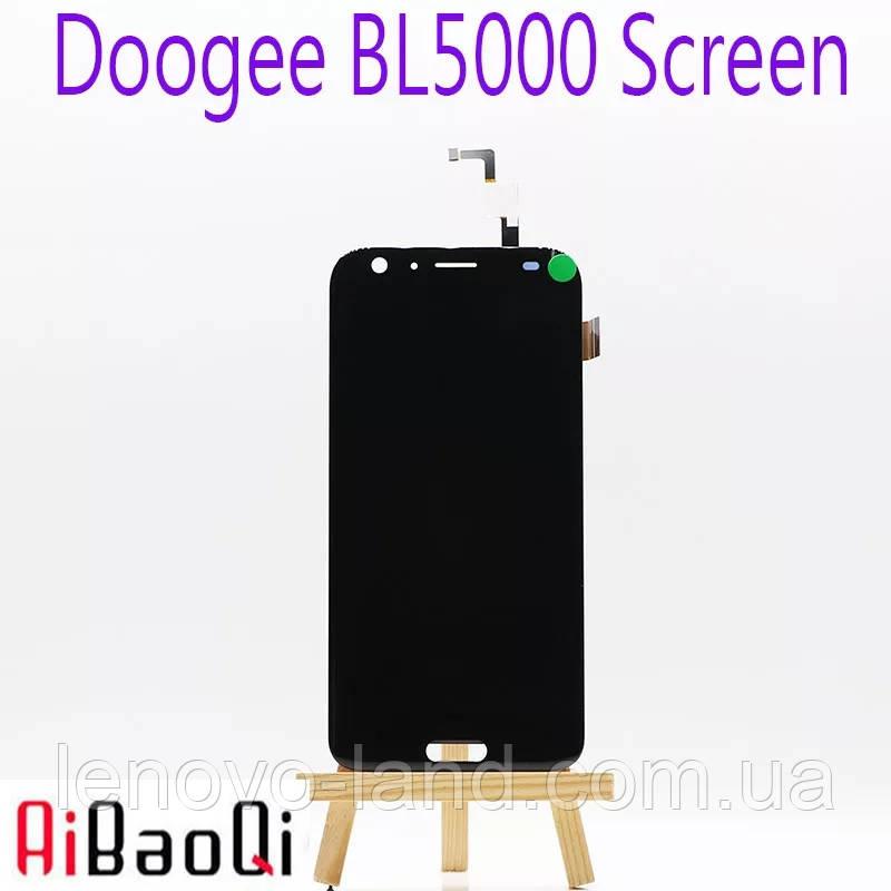 Дисплей + сенсор для Doogee BL5000 Модуль Blue