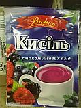 """Кисіль """"Лісова ягода"""" 65г, фото 2"""