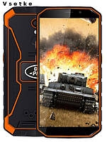 "XP9800 IP68 4G 5,5"" HD 18:9 MT6739 4 ядра Android 8,1 2GB RAM 16 GB ROM 13MP 6500 маг, фото 1"