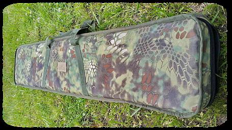 СУМКА-ЧОХОЛ ORIENT HOLDALL 8 THROWING STICKS подарунок чоловікові, фото 2