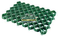 Решетка газонная зеленая (секция) Алеана ALN-122097