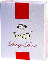 Презервативы - Amor-Long Love, nawilżane 3szt
