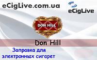Don Hill. 30 мл. Жидкость для электронных сигарет.