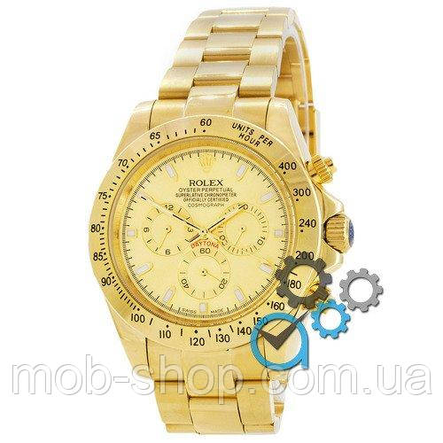 Наручные часы Rolex Daytona AAA Mechanic Gold