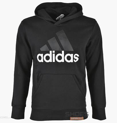 Толстовка Adidas Black S98772, оригинал, фото 2