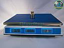 Торговые весы до 30 кг Днепровес ВТД 30 Л1, фото 3