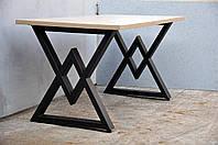 Стол обеденный в стиле лофт, фото 1