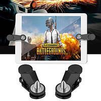 Клипсы-триггеры геймпад для планшетов кнопки Aim Key курки L1R1 джойстик для PUBG mobile, Fortnite, StandOFF 2