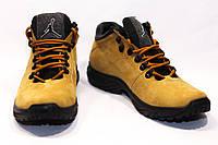 Зимние ботинки (НА МЕХУ) мужские Jordan 13058 (реплика)