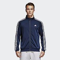 Олимпийка Adidas Navy B47367, оригинал, фото 3