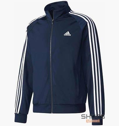 Олимпийка Adidas Navy B47367, оригинал, фото 2