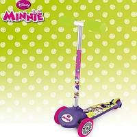 Трехколесный самокат Minnie Twist Smoby 450186