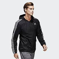 Олимпийка Adidas Black BS2232, оригинал, фото 3