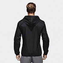 Олимпийка Adidas Black BS2232, оригинал, фото 2