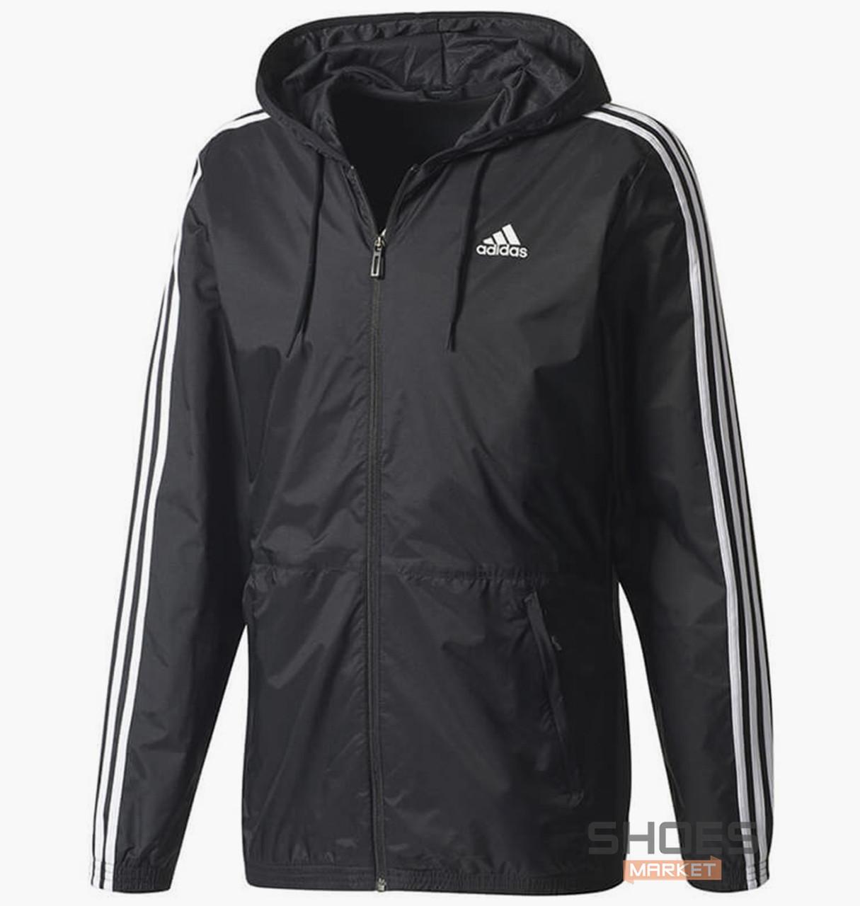 Олимпийка Adidas Black BS2232, оригинал