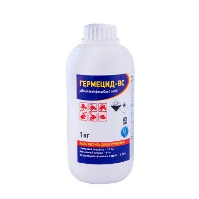 Гермецид-ВС 1 л ветеринарный препарат для дезинфекции