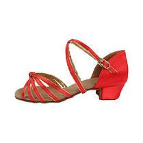 Босоножки для танцев на каблуке, фото 3