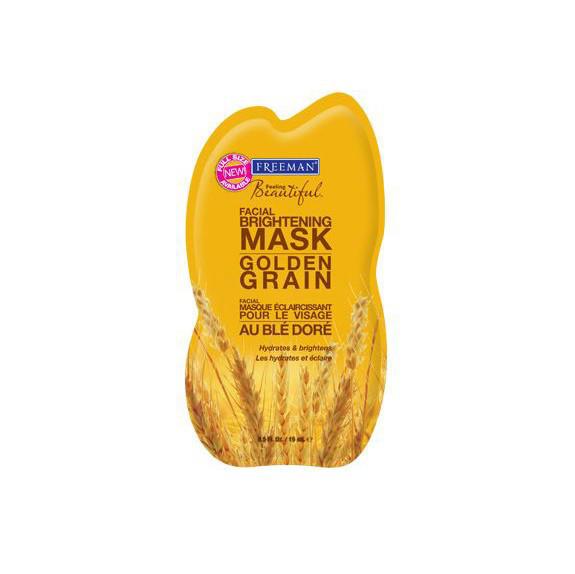 """Маска для лица """"Золотая пшеница"""" Freeman Feeling Beautiful Mask"""