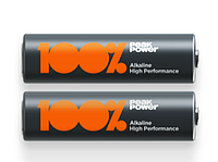 Батарейка Peak Power 100% LR 03   2шт/уп
