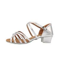 Латинские танцевальные туфли для девочек танцевальные туфли