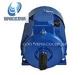 Электродвигатель AIS100L2 3 кВт 3000 об/мин, фото 2