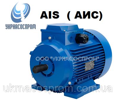 Электродвигатель AIS160МА2 11 кВт 3000 об/мин
