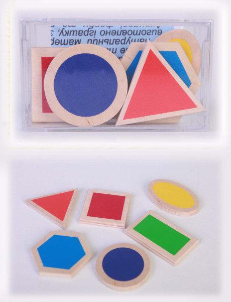 Основные геометрические фигуры