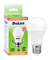 Лампа світлодіодна DELUX BL60 12Вт 4100K Е27 білий
