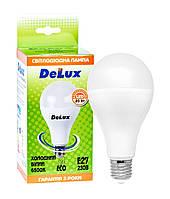 Лампа світлодіодна DELUX BL80 20Вт 6500K Е27 холодний білий