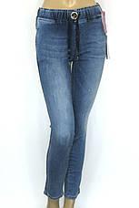Жіночі джинси на резинці розпродаж, фото 3