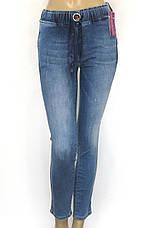 Жіночі джинси на резинці розпродаж, фото 2