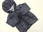 Курточка  демисезонная для ребенка Темно-Синяя, фото 3