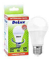 Лампа світлодіодна DELUX BL60 12Вт 6500K Е27 холодний білий