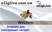 Western. 20 мл. Жидкость для электронных сигарет.