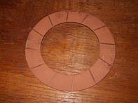 Накладка тормозного диска МТЗ-100 большой