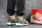 Мужские кроссовки Nike Air Max 97 (Зеленые) весна-осень, фото 2