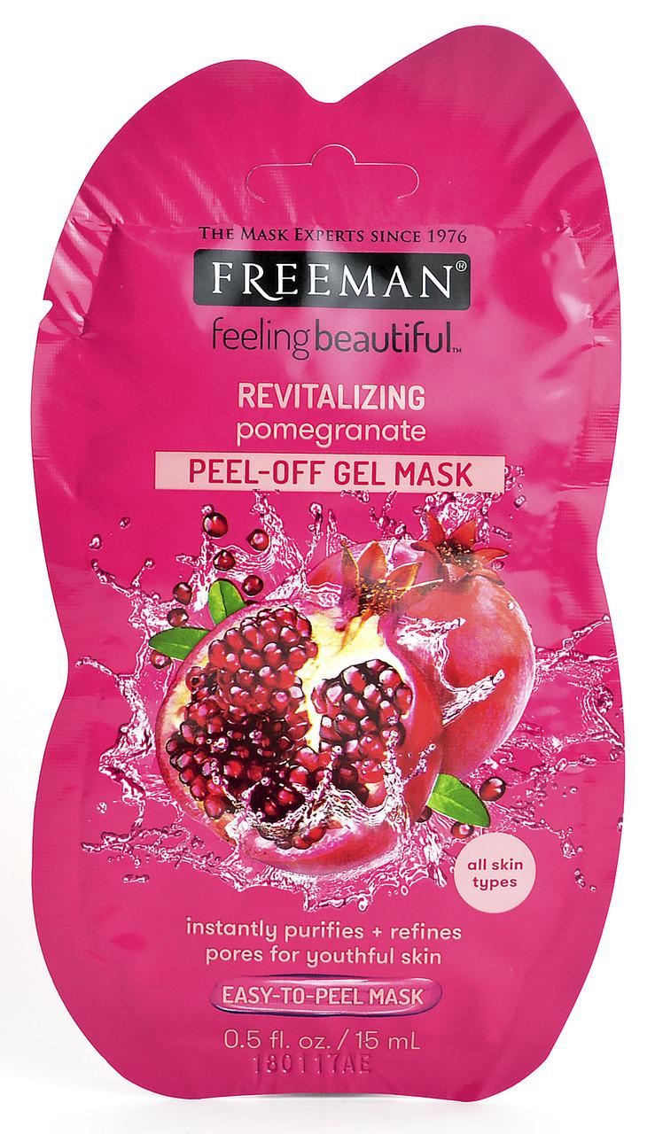 """Маска-пленка для лица """"Гранат"""" Freeman Feeling Beautiful Mask"""